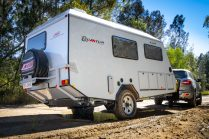 Camper Review: Full marks for full height on the AOR Quantum