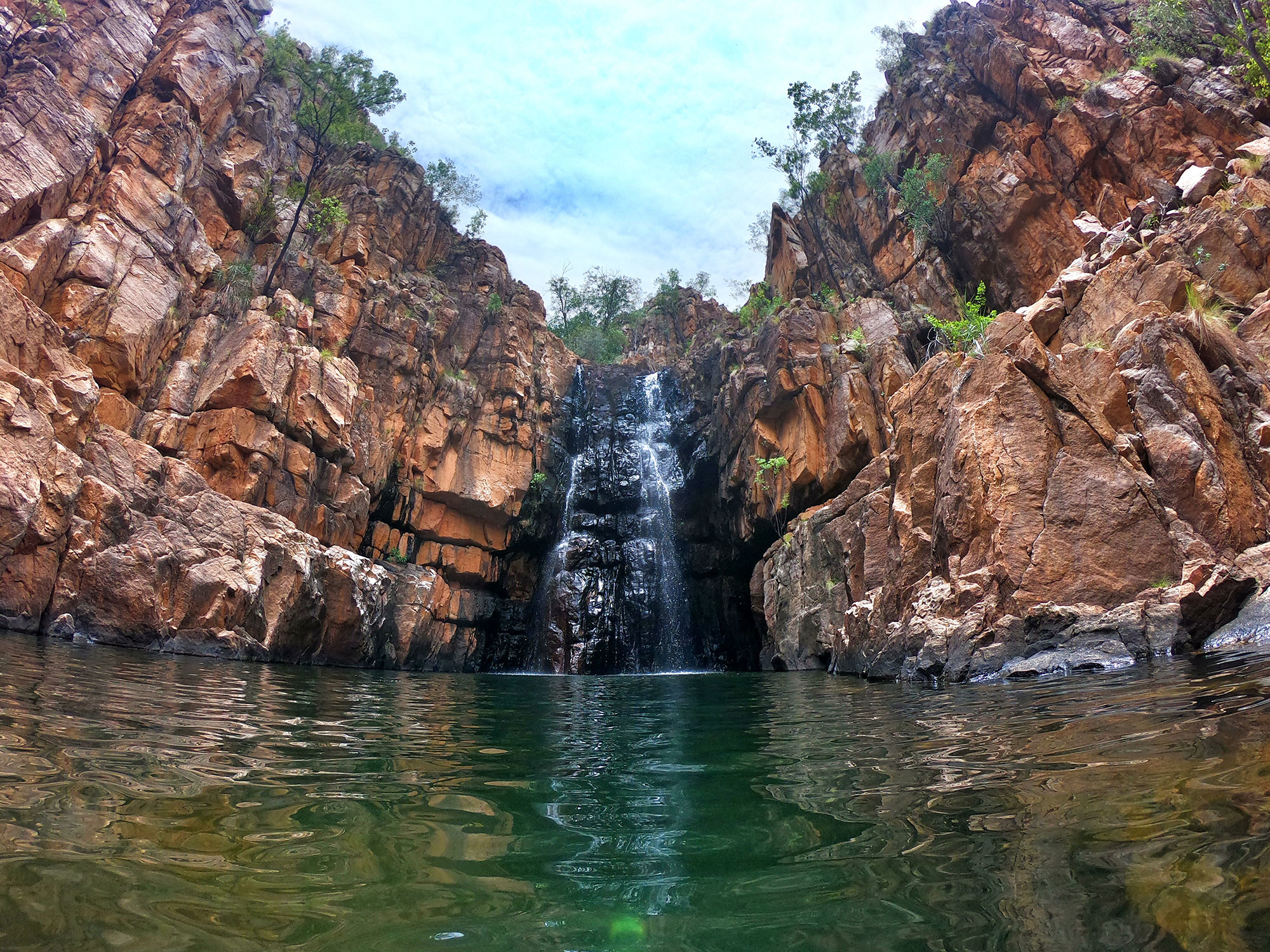 4 Southern Rockhole In Nitmiluk National Park Is A Wonderful Cooling Off Oportunity