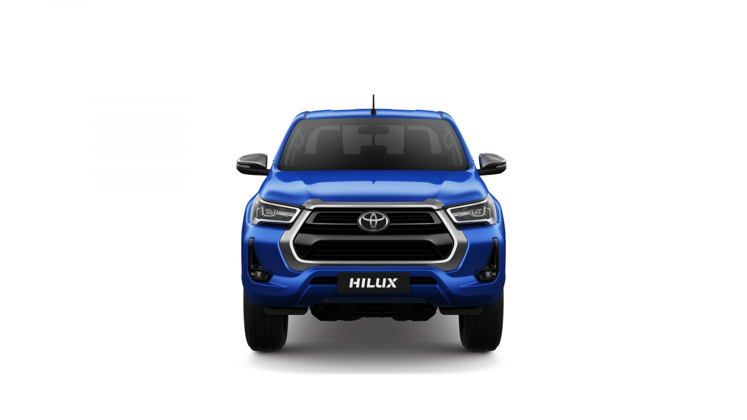 2021 HiLux scores more power and more towing capacity