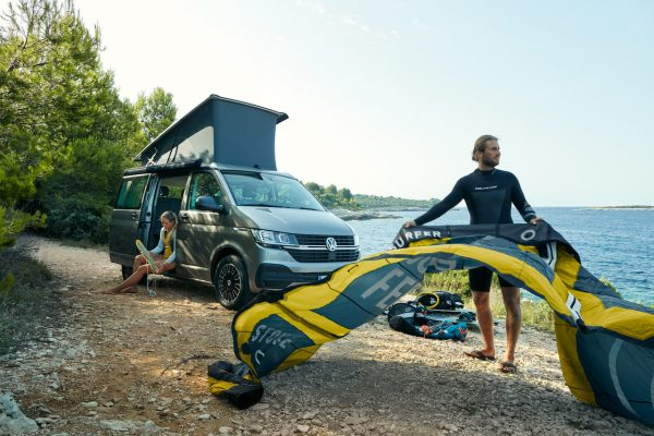 Volkswagen T6.1 California Beach camper to hit Oz in 2020