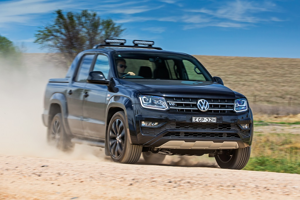 Buy an Amarok from the comfort of your own home!