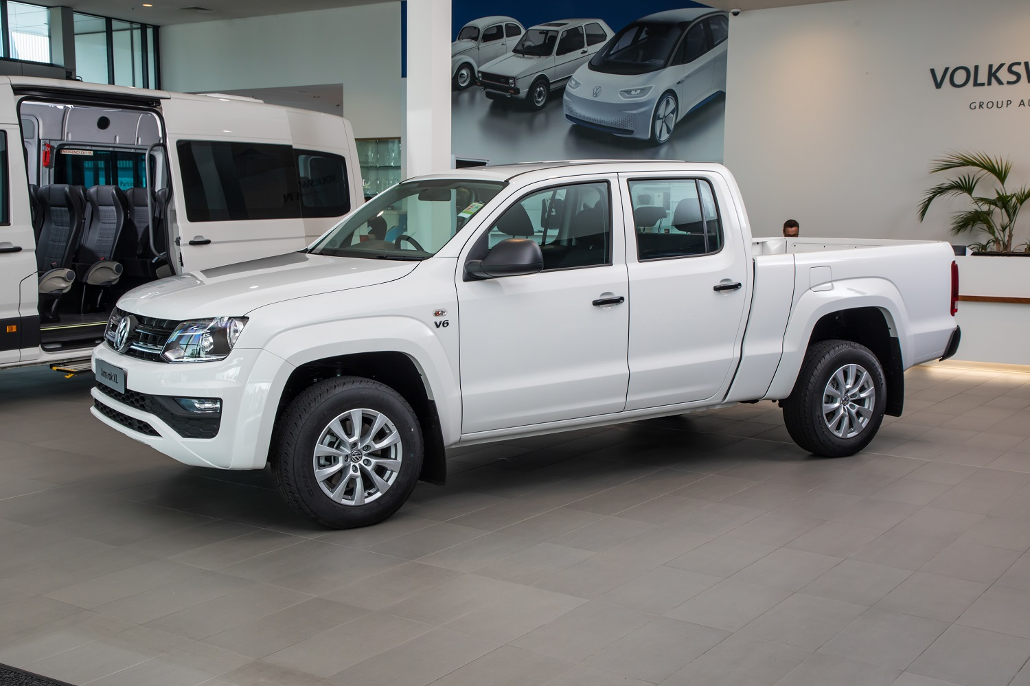 Volkswagen Amarok Xl And Xxl Conversion Range