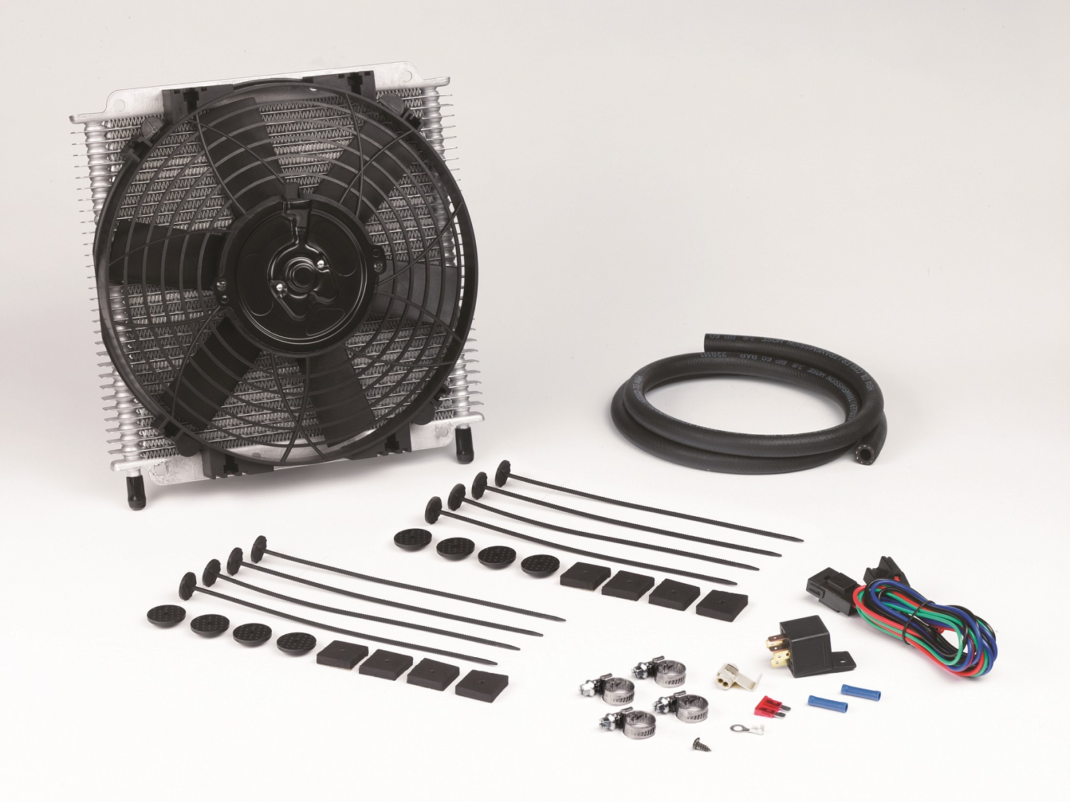 Davies Craig Transmission Oil Cooler and fan kit