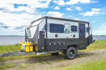 Custom Caravan Build – Extreme Off-Road Pop-Top Hybrid