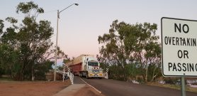 Truckies vs Caravanners Part One: Concocted controversy or real conflict?