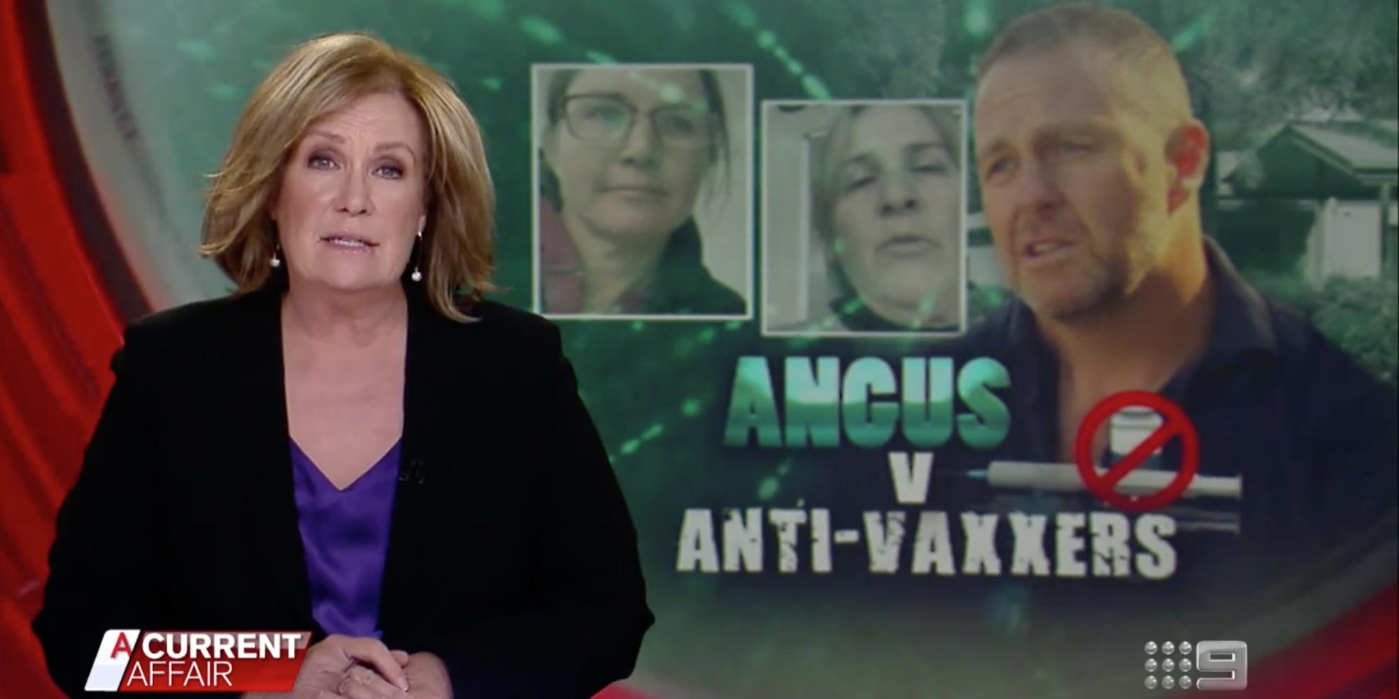 AntiVaxxer ACA