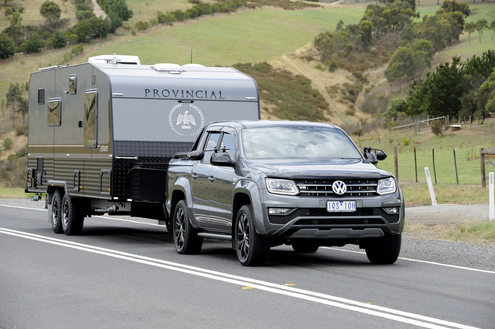 Caravan - cover