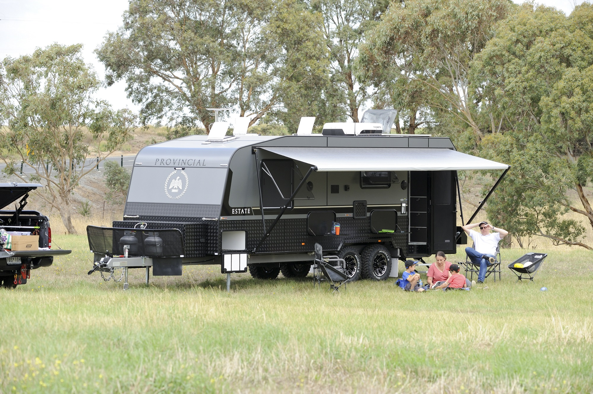 Caravan Review: Provincial Estate family bunk van