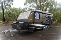 Wonderland RV's $150k XTR whopper really does have the lot