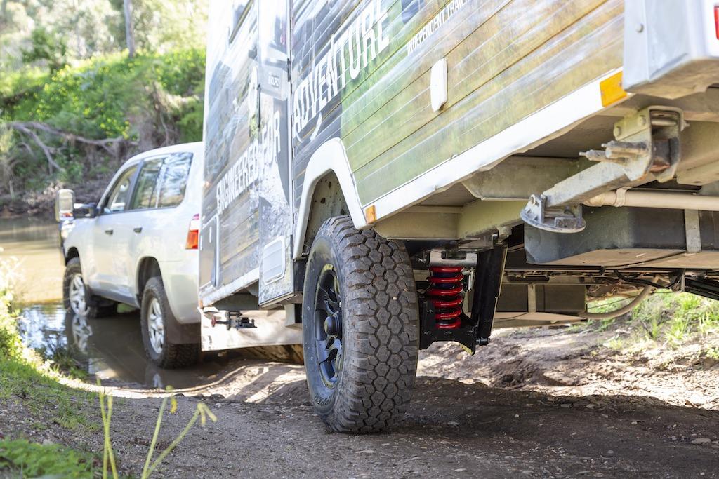 New AL-KO Enduro X suspension system hits the market