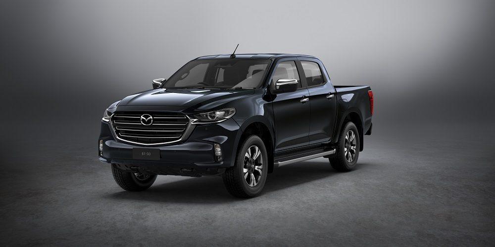 New Mazda BT-50 revealed!