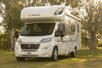 Motorhome review: Adria Coral a five-berth gem