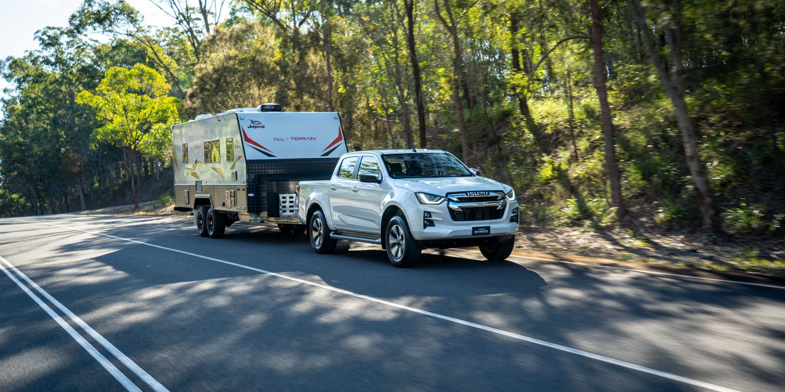 All-new D-MAX first drive impressions