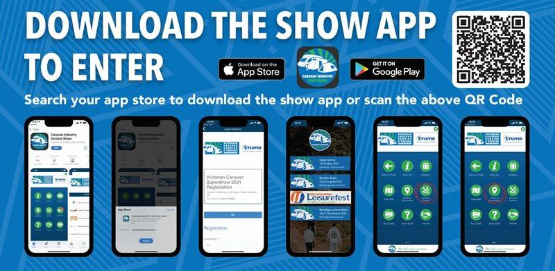 Vic supershow app