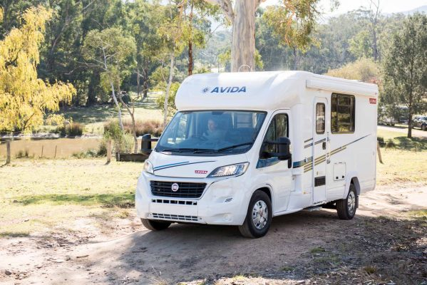 Avida Leura motorhome gets a fresh new look