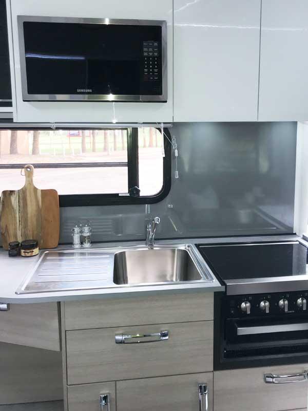 Avida Silverton C7134sl Kitchen