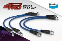 Bendix promotes braided brake hoses for 4WD vehicles