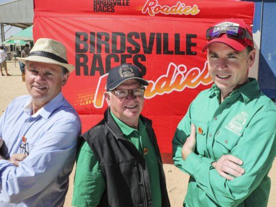 Birdsville races volunteers