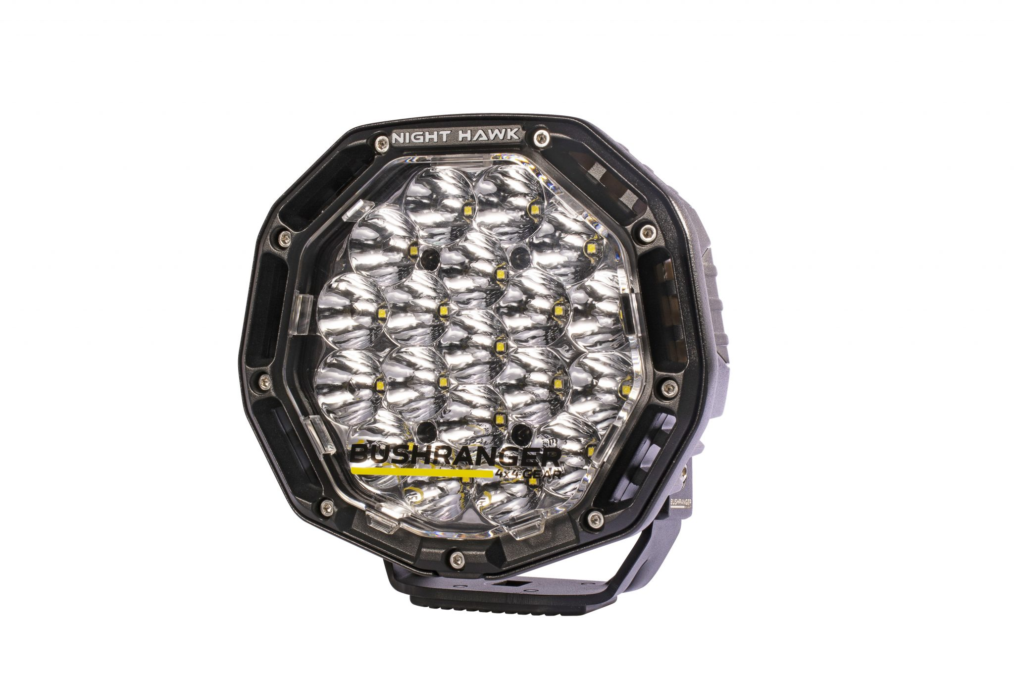 New release: Bushranger Night Hawk 7-inch VLI LED driving lights