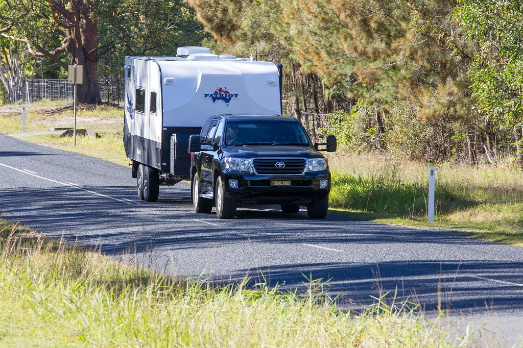 Towing demands new driving skills – do you have them?