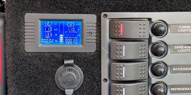 Review: DC Battery meter