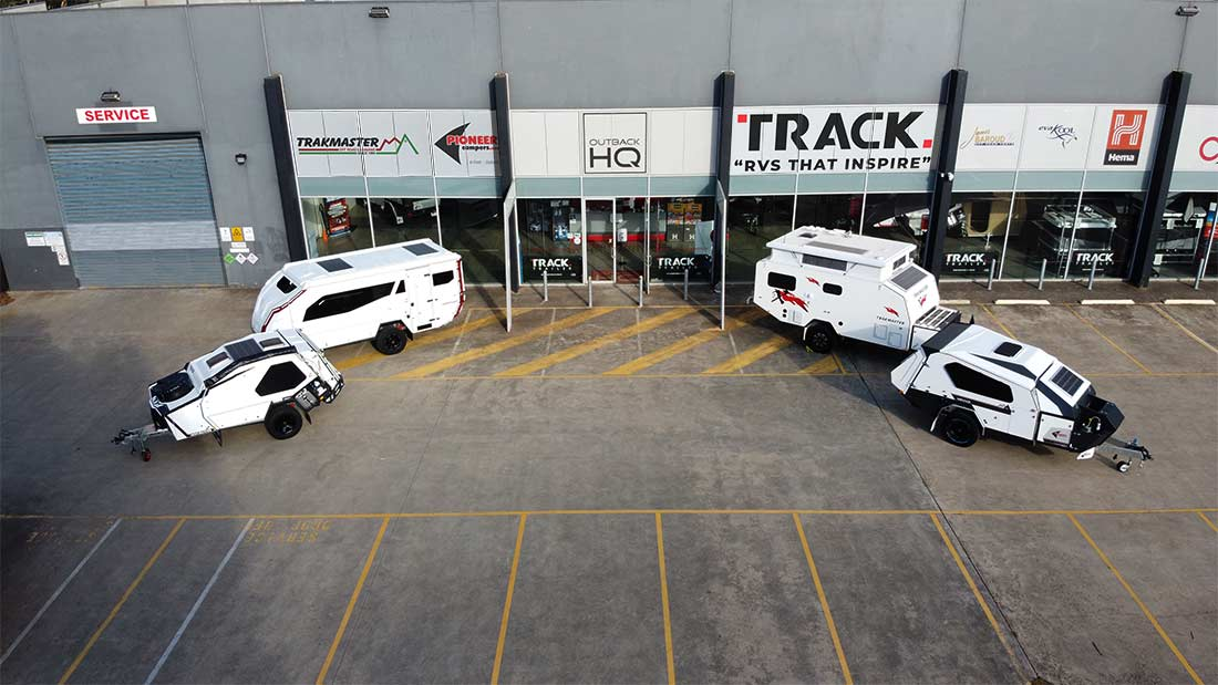 TRACK Trailer acquires Trakmaster and Pioneer