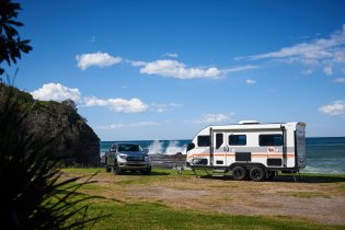 Caravan review: All-new Ezytrail Winton 18