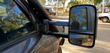 The incident that proved the worth of my Clearview mirrors