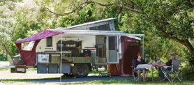Victorian caravan manufacturing can't avoid lockdown