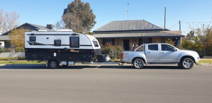 Why I bought a … Franklin X-Factor caravan