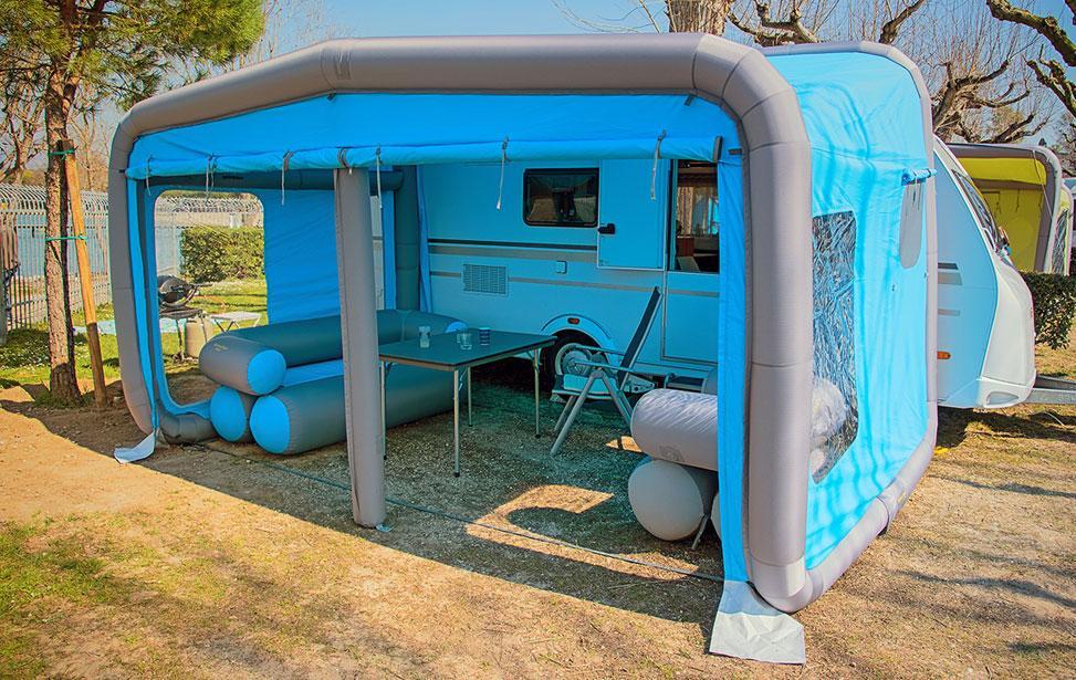 GentleTent GT Home 410 inflatable annexe released