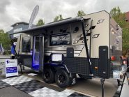 Caravan review: All-new Ezytrail Winton 18