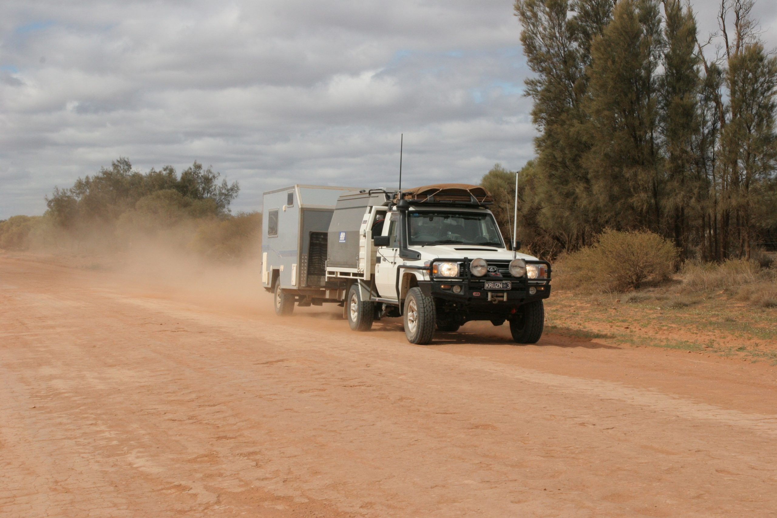Cheers and groans with the Outback Way to be sealed