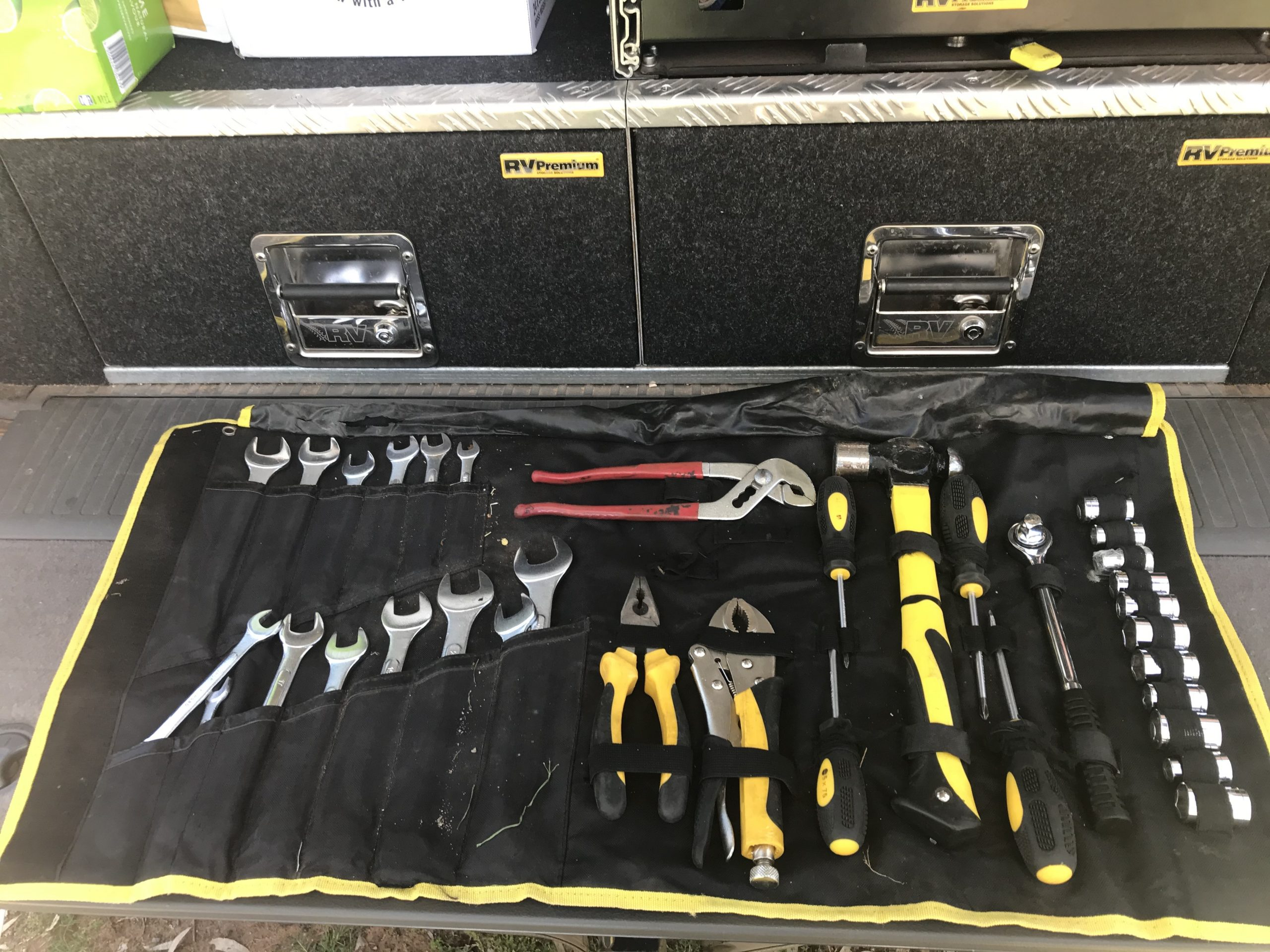 essential gear - Basic tool kit