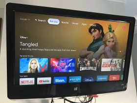 Google's latest Chromecast makes media streaming easy