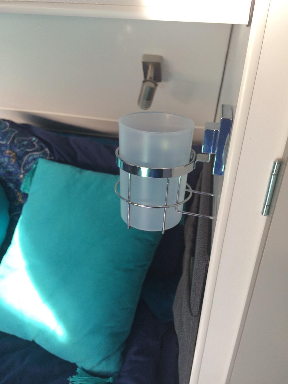 Caravan storage hacks
