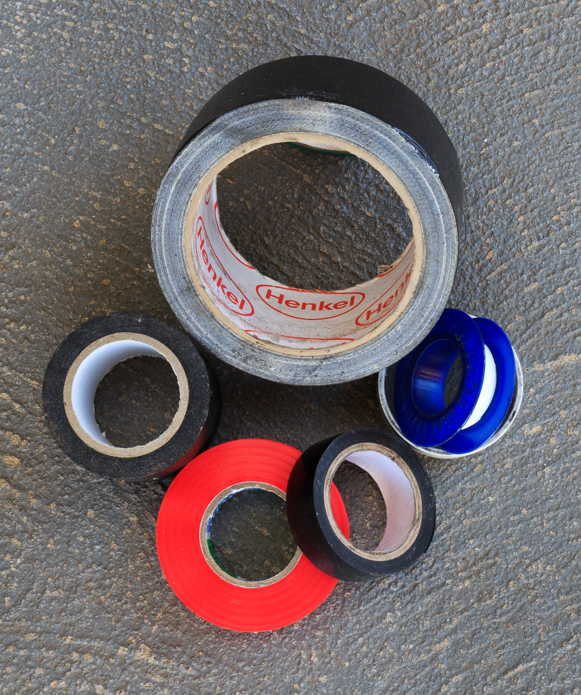 Plumbers, gaffer, electrical tape are RV essential tools