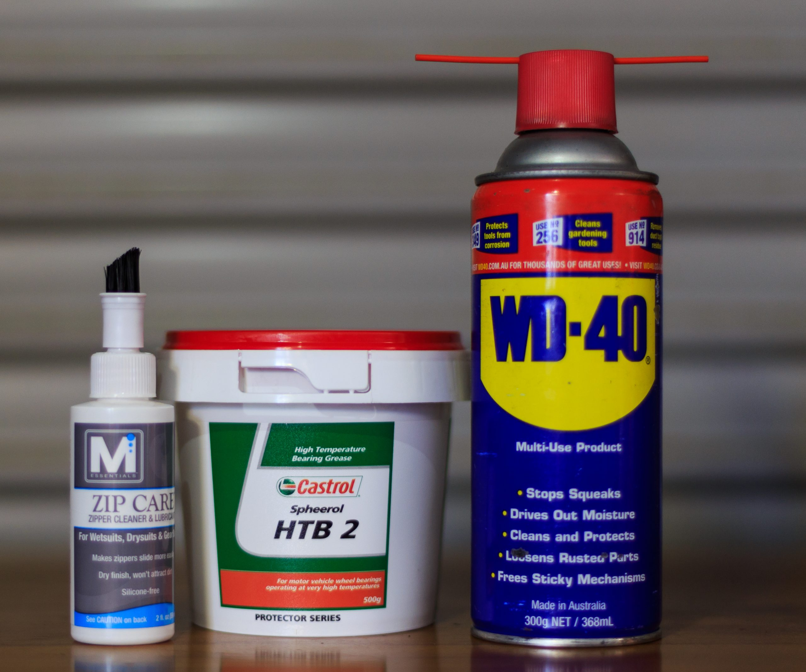 Essential RV lubricants in your tool kit