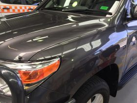 Pomponazzi Paint Protection – Five Year Review.
