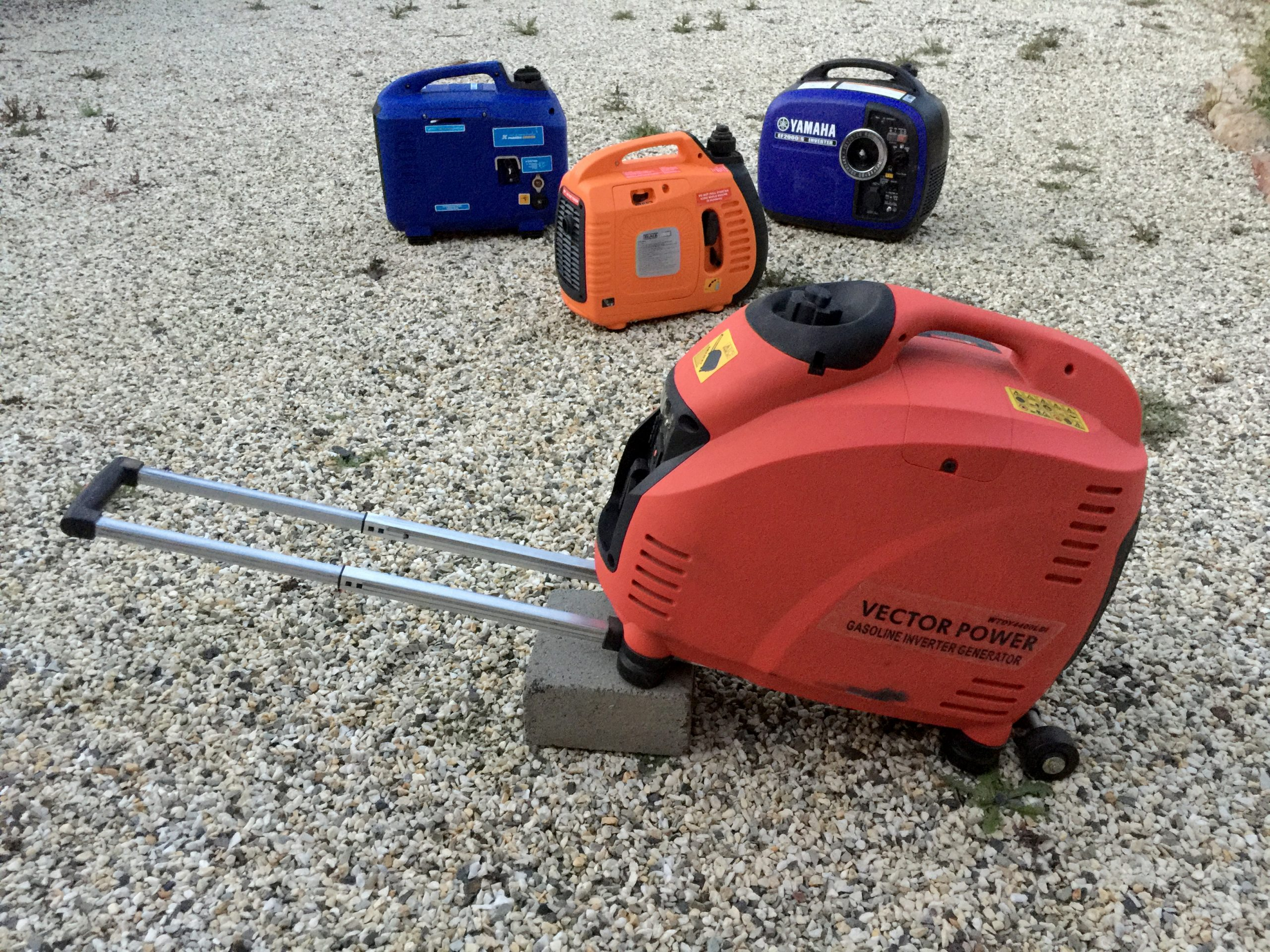 Will my generator power my air-conditioner