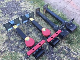 Product review: BOS caravan stabiliser legs