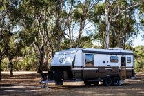 A highlights tour of the Provincial Senator 22ft off-road caravan