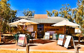 Birdsville Tourist Park taking bookings for the Bash