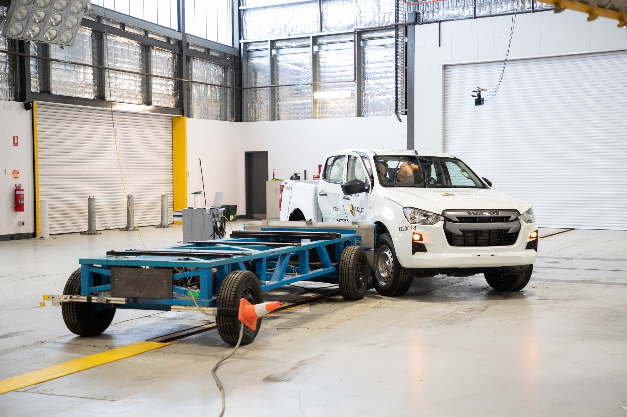The All New '5 Star' Isuzu D Max: One Of The Safest Vehicles On