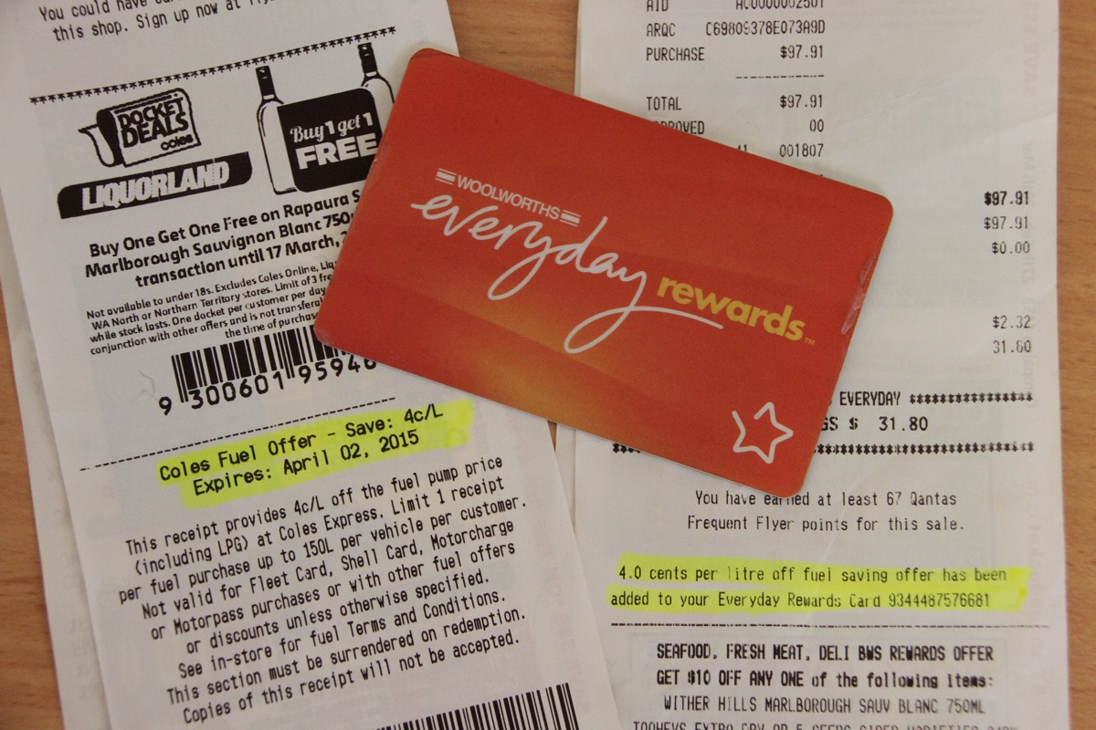 tight-arse travel with reward cards