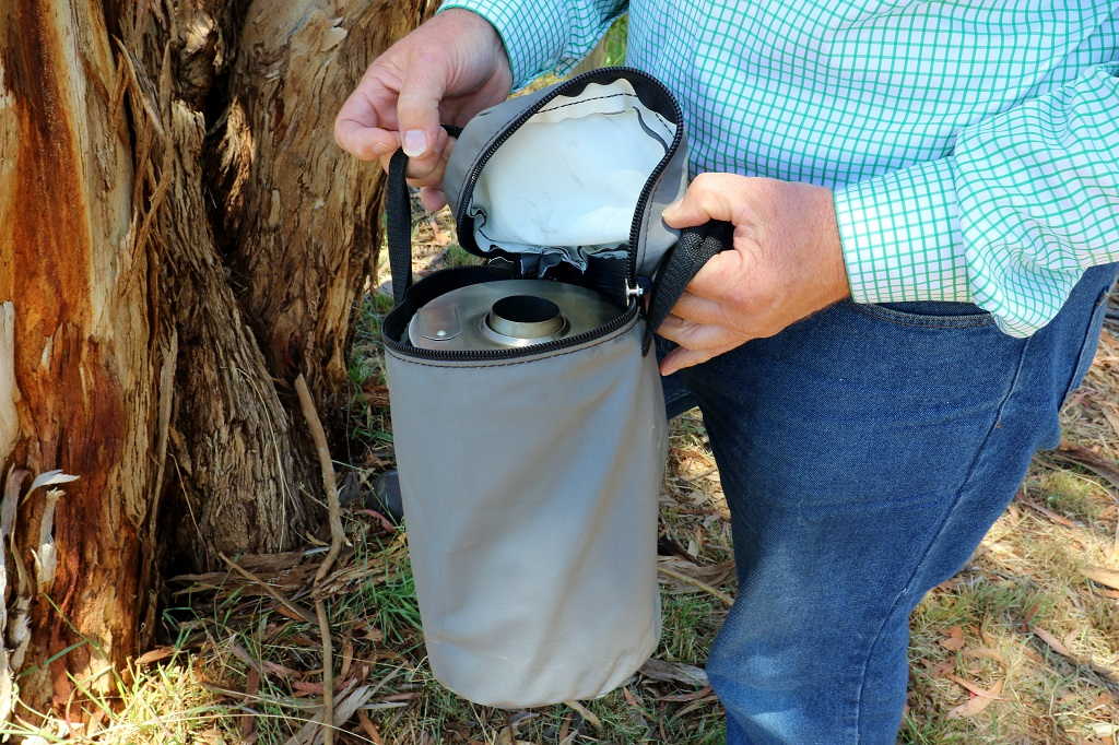 The Eco Billy carry bag