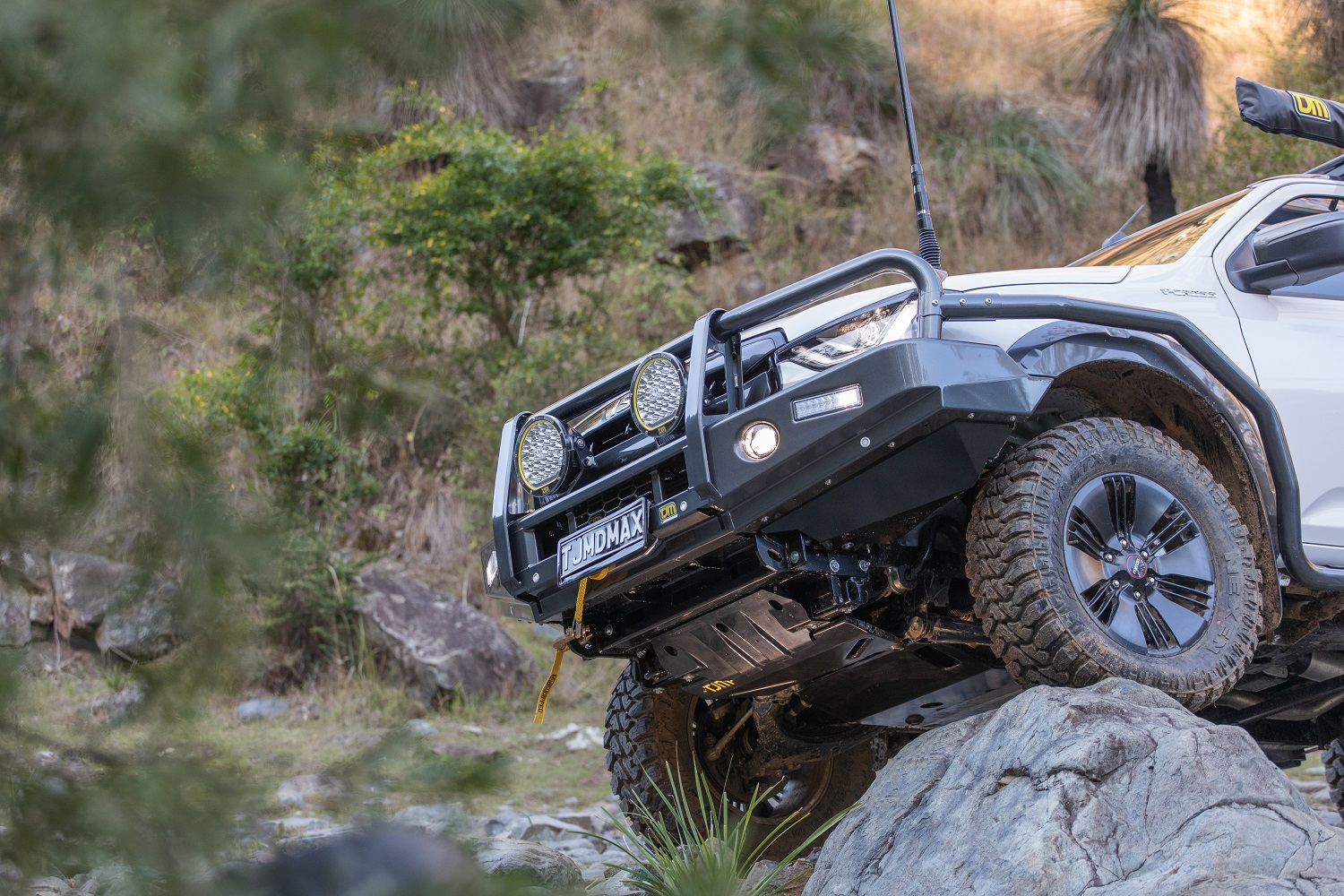 Unsealed 4X4 | TJM ramps up accessories for new D-MAX