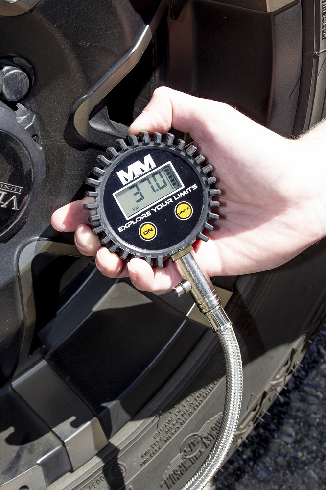 mean mother gauge in use