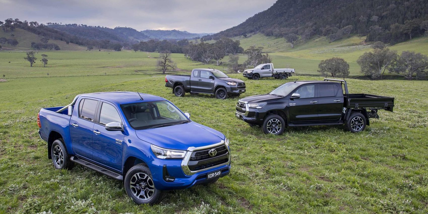 Possible brake booster failure forces Toyota Hilux / Fortuner recall