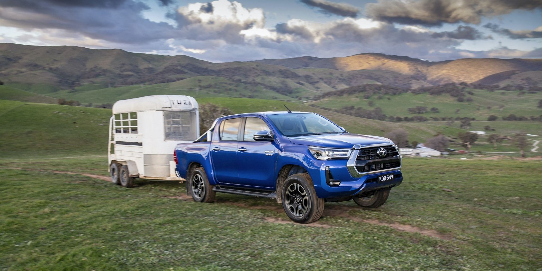 New 2020 Hilux Opener